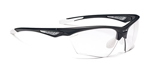 Sportbrille Stratofly - black gloss/photoclear