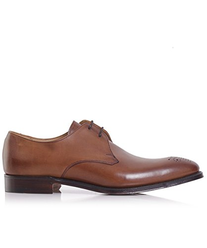 Cheaney and Sons Liverpool Derby Shoes Conker Conker