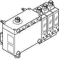 Festo 552132modelo sopa-cm3h-r1-hq6–2p-m12Air Gap Sensor