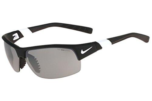 Nike Herren Show X2 Ev0620 003 69 Sonnenbrille, Schwarz (MtBlck/WhtW/GryW/Slvr),