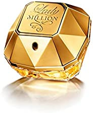 Paco Rabanne Lady Million Eau De Parfum Spray, 80 ml