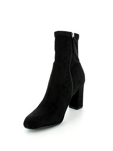 Steve Madden Avenue, Bottes Classiques Femme Noir