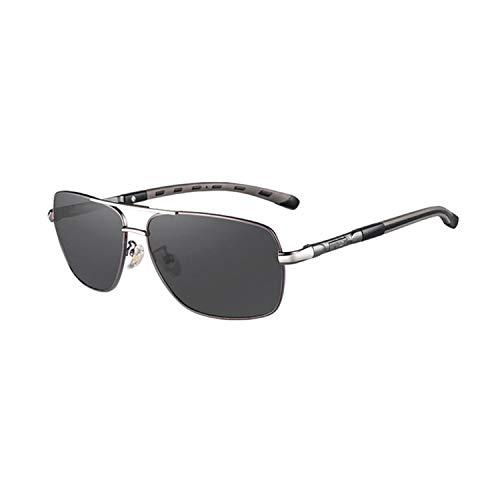 cool show Herren Sonnenbrille, polarisiert, UV-400 Gr. Einheitsgröße, Photochromic-gun1