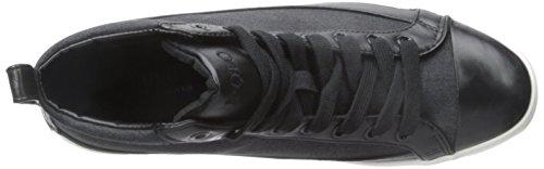 Polo Ralph Lauren Clarke-sk-vlc Fashion Sneaker Black Heather Ripstop