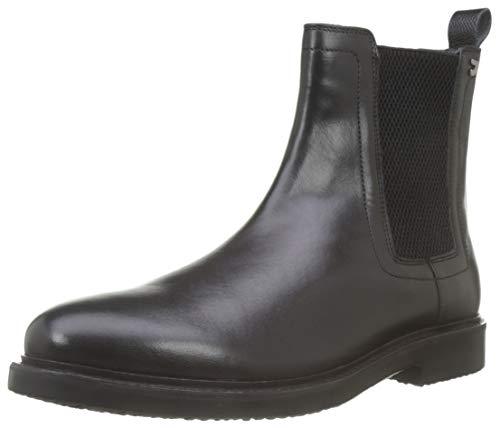 Gioseppo 56160, Botas Clasicas para Hombre, Negro (Negro Negro), 42 EU