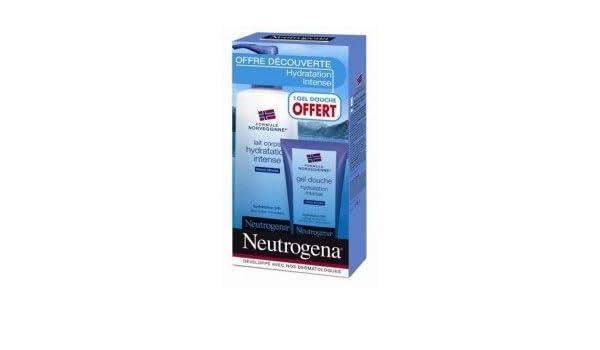 Bagnoschiuma Neutrogena : Neutrogena cofanetto idratazione h gel doccia incluso