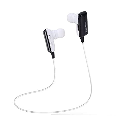 Sport Bluetooth Earphones with Microphone Noise Cancelling Earbuds.