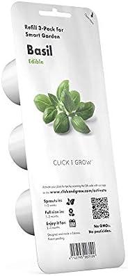 Click & Grow, ricarica per fior