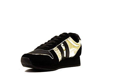 Versace Running, Chaussures de Fitness Femme Noir