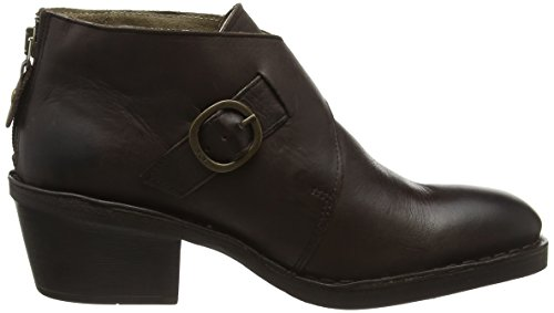FLY London Dabo890fly, Bottes courtes  Femme Marron (Mocca 001)
