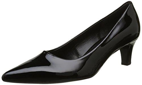 Gabor Fashion, Escarpins Femme Noir (Schwarz +Absatz)