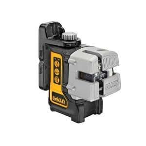 DEWALT DW089KD Laser multilignes avec DE0892 Détecteur ** UK PLUG Livré avec adaptateur**