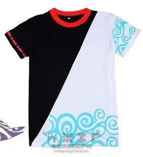 Preisvergleich Produktbild Gintama Sakata Gintoki wind wind Gin-san Cosplay T-shirt size L (japan import) by Heart Japan by Heart Japan