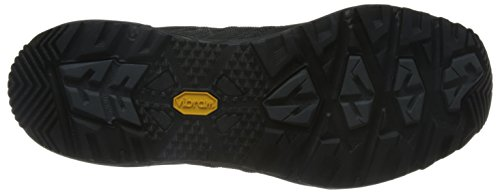 The North Face M Ultra Fastpack Ii Gtx, Chaussures de Marche Homme Nero (Tnfblk/Dkshdwgr)