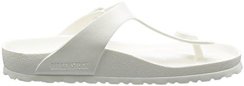 Birkenstock Gizeh EVA Unisex-Erwachsene Zehentrenner, Weiß (White)
