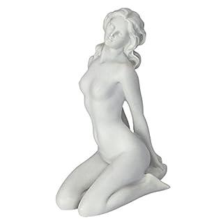 Design Toscano Aphrodite, Zeitgenössische Marmor-Kunstharz Statue