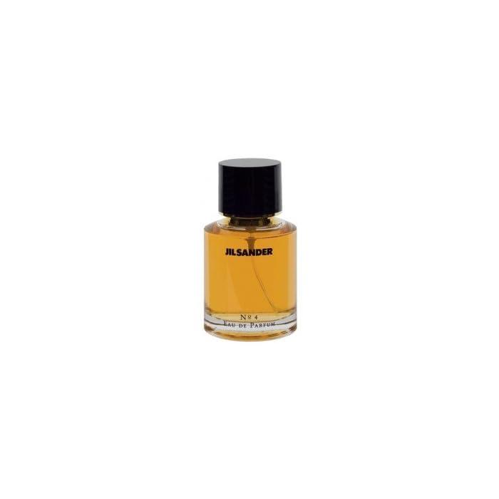 Jil Sander Woman No.4 femme / woman, Eau de Parfum, Vaporisateur / Spray, 30 ml