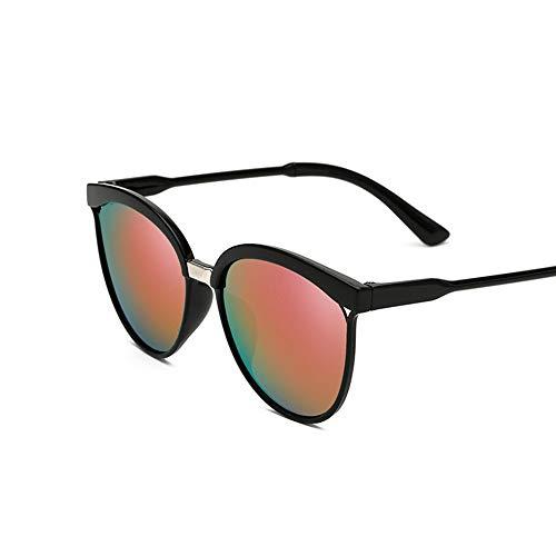 QDE Sonnenbrillen Vintage Sonnenbrillen Für Männer Sonnenbrillen FrauenFrauen Sunglases Männer Retro Sonnenbrille, Lila