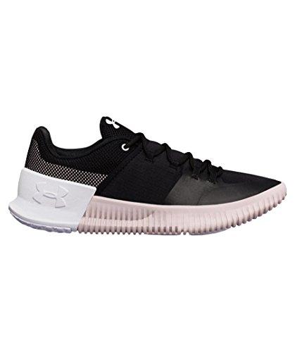 Under Armour UA W Ultimate Speed, Chaussures de Fitness Femme, Noir/Blanc,/US Frauen