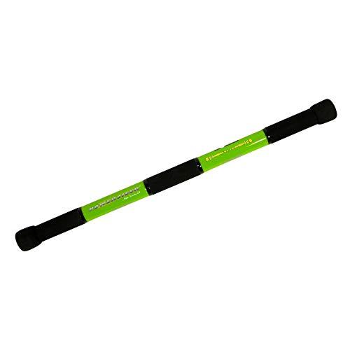 Best Sporting Schwingstab - Fitnessstab Powerciser Farbe: grün