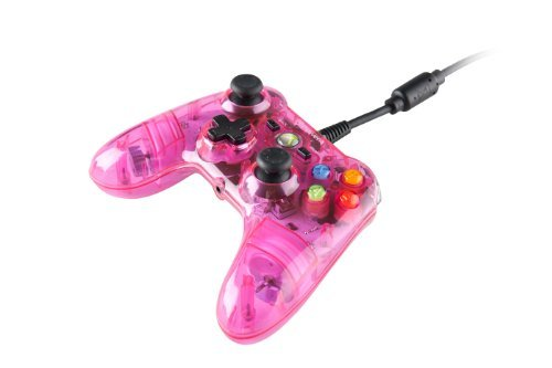 POWER A Mini Pro EX Wired Controller for Xbox 360 - Pink by BD&A