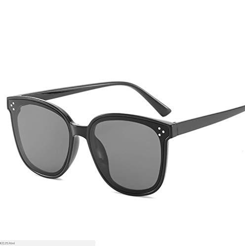 WYJW Mens and Ladies Vintage Shades ÜBERGRÖSSE Brille Classic Designer Sonnenbrille Fashion Style UV400 [6 Farben FÜR SIE ZUR Auswahl]