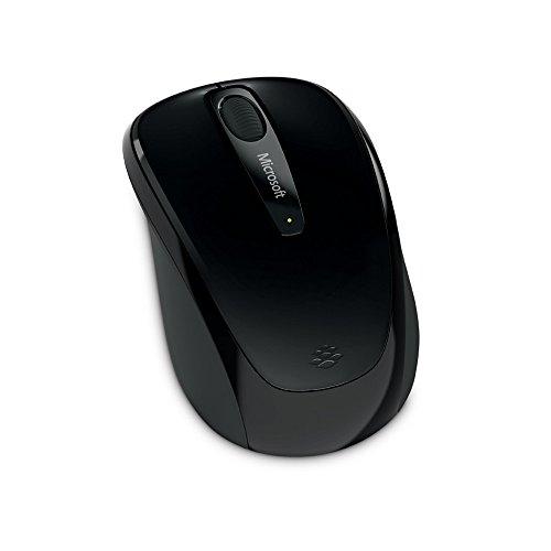 Microsoft Wireless Mobile Mouse 3500 schwarz (Verpackung für Unternehmen)