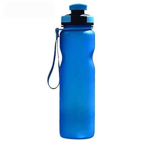 Juicers Entsafter Plastikflasche 1000 ml Kapazität im Freien Übungsfahrrad Schale bewegliche freie Sportflasche , A