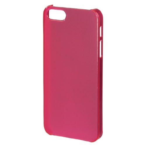 Hama 118783 Coque pour iPhone 5 Rose rose