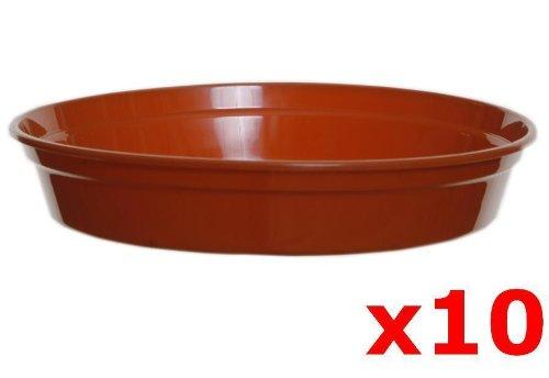 10-x-7-to-8-plastic-saucer-terracotta-pots-for-garden-flowers-plant-pots