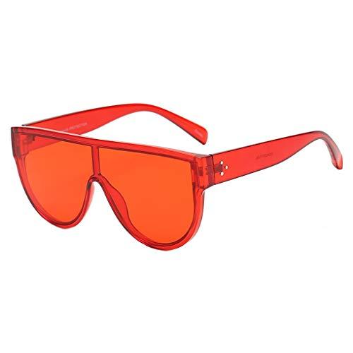 Junecat Unisex PC Rahmen UV400 Sonnenbrille Reisen Camping Sonnenbrillen Frauen Männer UV-Proof Shades Brillen