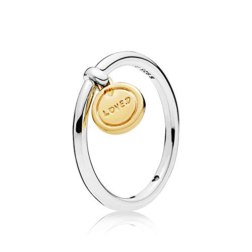 Pandora Shine Damenring Medallion of Love 167823-56 (Ringen Pandora Charms,)
