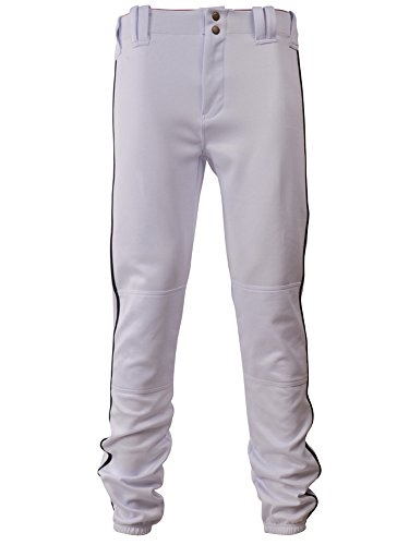 Jessie Kidden Herren Jungen Baseball Softball Golfhose - Größen Jugendliche XXS - Erwachsene 3XL #3030, Jungen, weiß, 34 (L) -