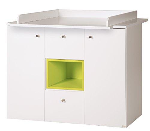 Roba 72101gr–L-Boxx para cambiador para habitación de los Niños, Verde