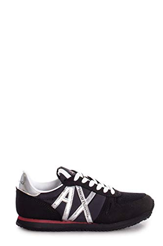 Armani Exchange Damen Xdx031xv137black Schwarz Polyester Sneakers