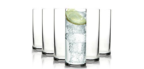 Tivoli New York Verres long-drink/260 ML/Ensemble DE...