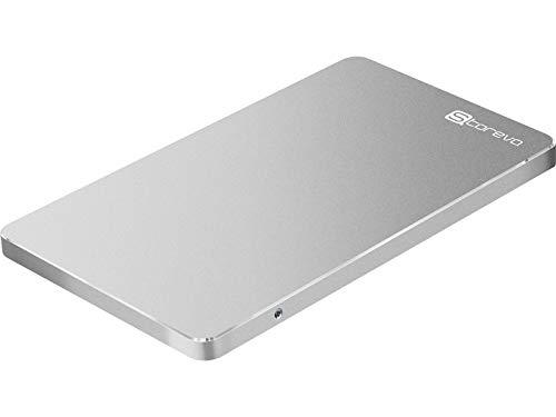 Preisvergleich Produktbild Storeva Arrow Typ C 4 TB SSD USB 3.1 Silber 2, 5 Zoll - Samsung 860 Evo