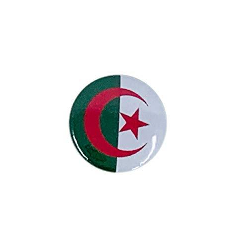 MALALPHA Insignia alfileres - Bandera argelina - Argelia
