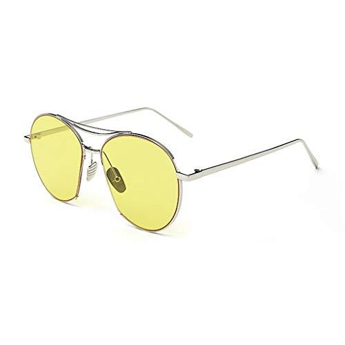 Junecat Mode-großes Feld im Freien Sonnenbrille UV400 Eyewear Gläser für Frauen-Mann