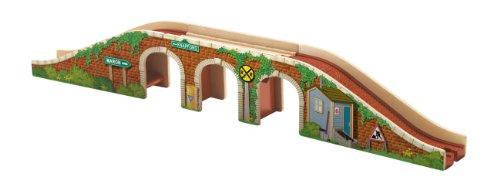 Mattel BDG65 - Fisher-Price Thomas und seine Freunde Verwandlungs-Brücke