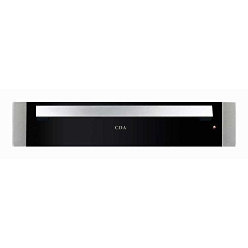 CDA VW141SS Warming Drawer 6 Pla...