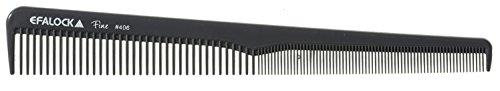 Efalcok Fine - Peine de peluquería (185 mm)