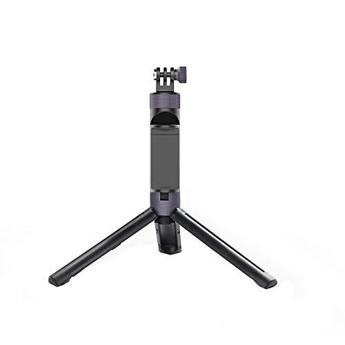 wyxhkj PGYTECH Handgriff-Stativ-Handstabilisator-Halter für DJI OSMO Action/OSMO Pocket Camera (Schwarz) Alloy Digital Kamera