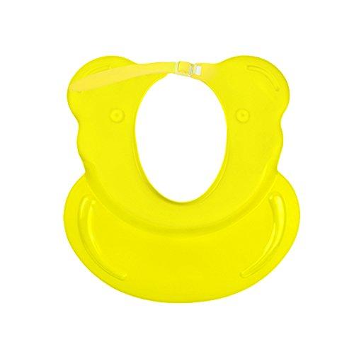 SHOUHOUZHE Duschhaube Kinder Shampoo Cap Silikon Wasserdichte Badekappe (26 * 27 cm)