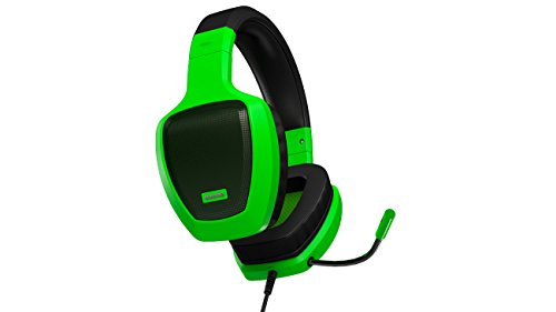 Ozone Rage Z50 - Auricular Gaming, Color Verde