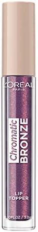 L'Oreal Paris Lip Gloss 03 Purple Fizz 24 Grams, Pack
