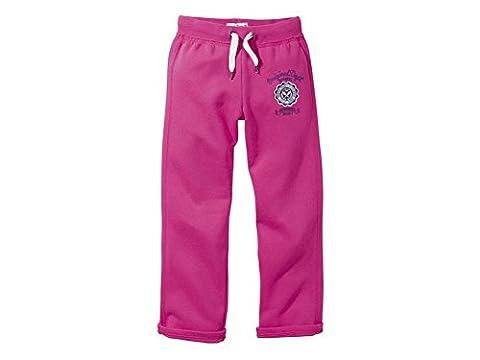 Mädchen Sweathose Soft Touch Pink (146/152)