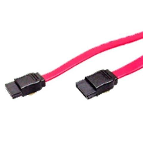 DIGITUS Càble de connexion SATA II/III type L Avec Clip