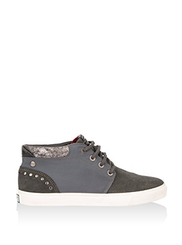 Wrangler - Icon Lady Chukka, Sneakers stringate Donna Grigio