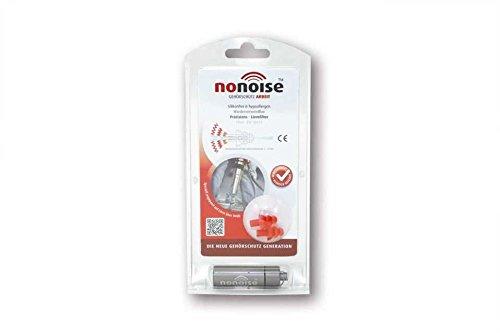 Preisvergleich Produktbild NoNoise Gehörschutz ARBEIT für Werkstätten usw. inkl. Alu-Aufbewahrungsdose,  Set